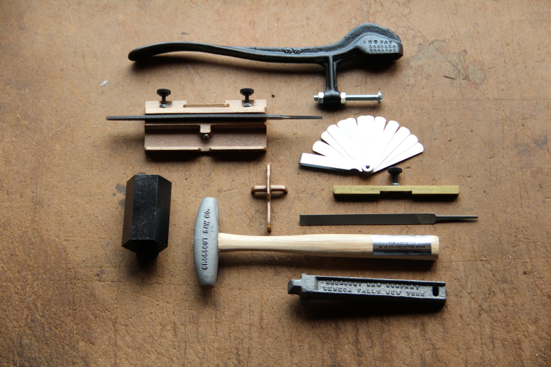 #447 Crosscut Saw Reconditioning Kit